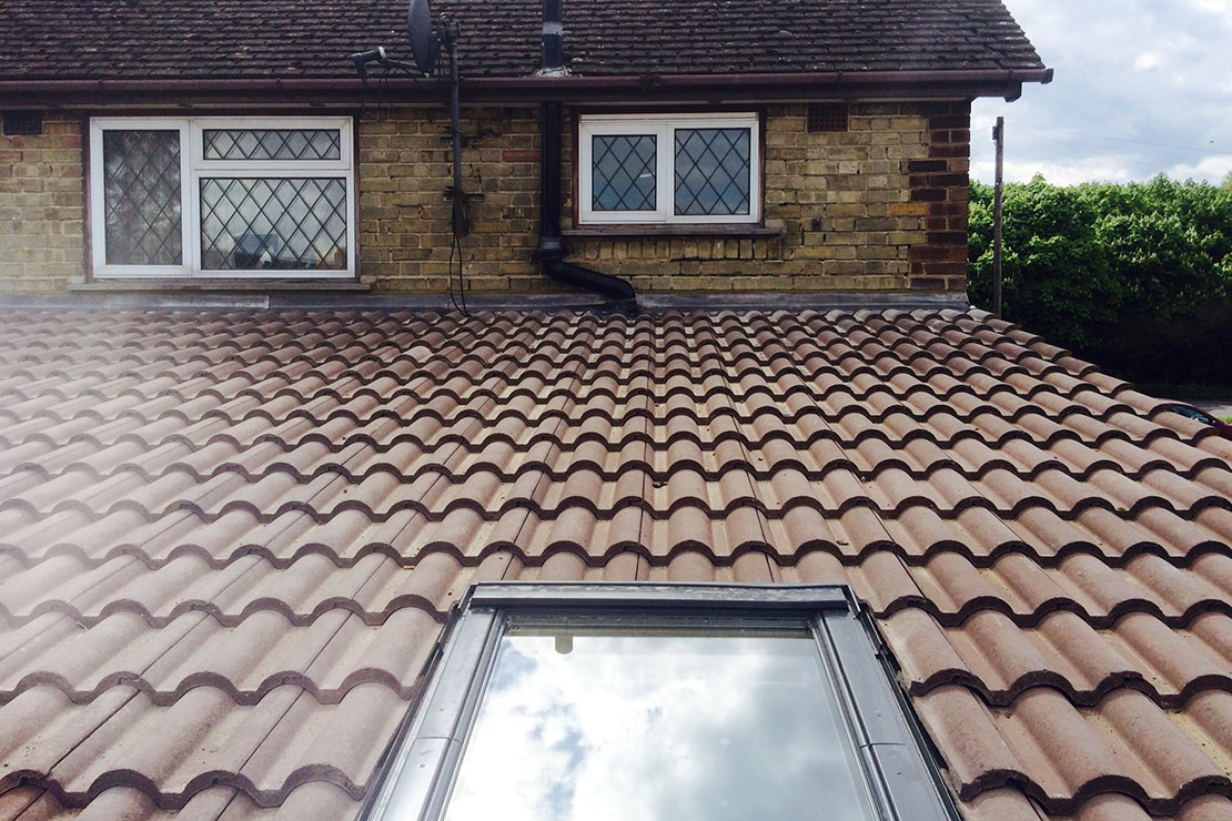 Roof Extension Tiled By C A Bond Amp Sons
